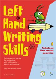 Left Hand Writing Skills Book 1